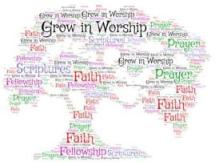 Grow In Worship Logo
